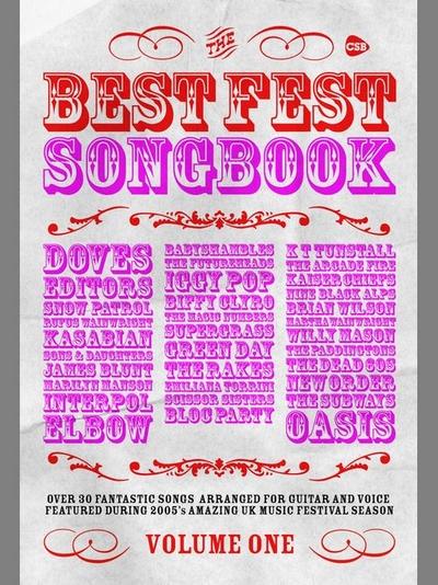 Best Fest Songbook - Chord Songbook