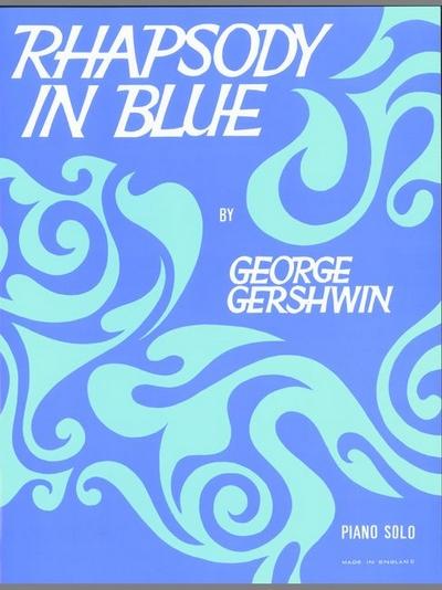 Rhapsody In Blue (Piano Solo)