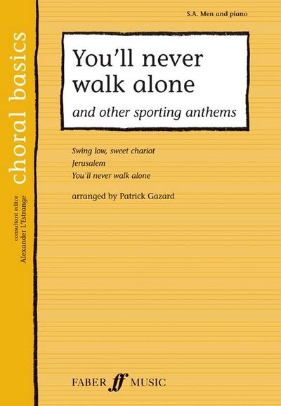 Sporting Anthems Sa/Men Acc. (Cbs)