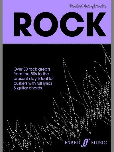 Pocket Songs : Rock - Chord Songbook