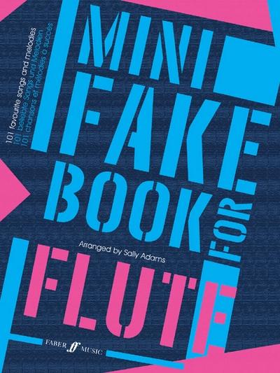 Mini Fake Book For Flûte