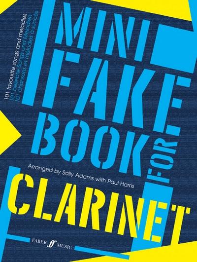 Mini Fake Book For Clarinet