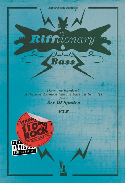 Bass Rifftionary, The - Chord Songbook