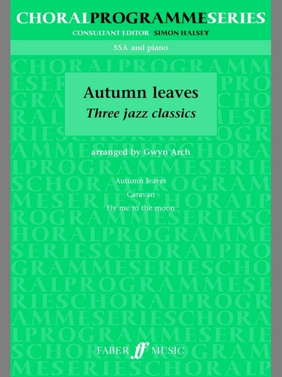 Autumn Leaves. SSA (Cps)