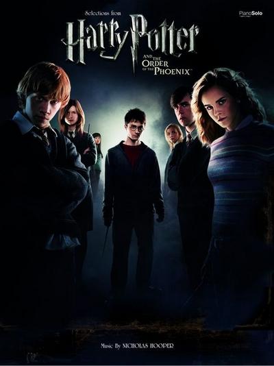 Harry Potter-Order Of The Phoenix