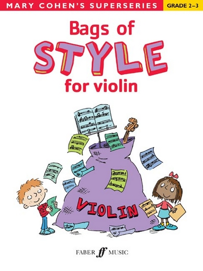 Bags Of Style For Violin