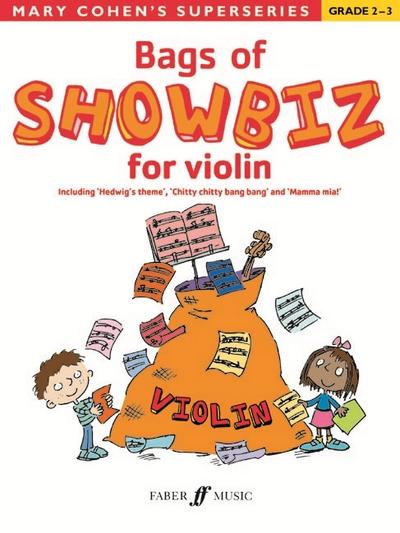Bags Of Showbiz For Violin