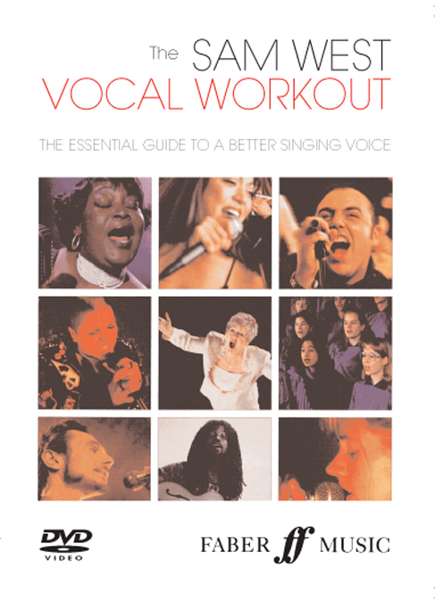 Sam West Vocal Workout, The (Dvd)
