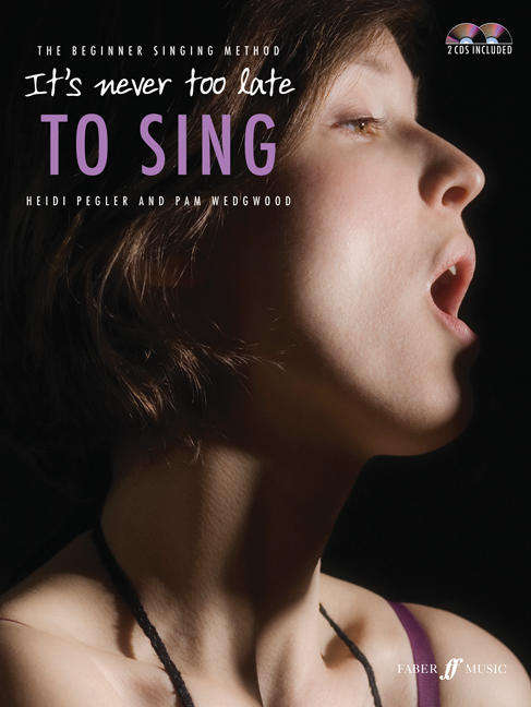 It's Never Too Late To Sing - 2 Cd's