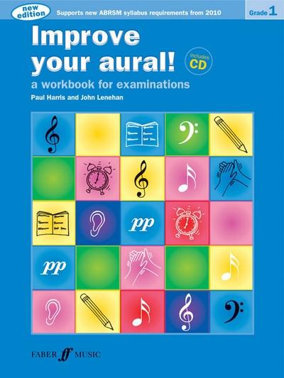 Improve Your Aural! Grade 1 - New!