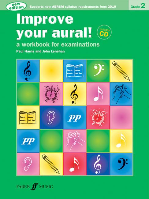 Improve Your Aural! Grade 2 - New!