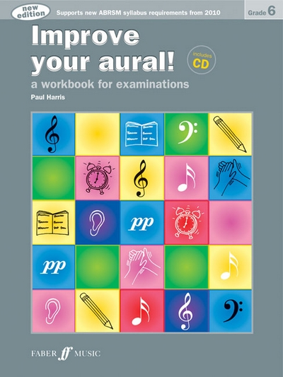 Improve Your Aural! Grade 6 New!