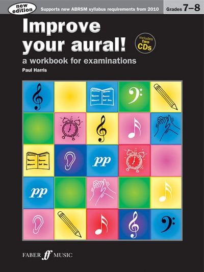 Improve Your Aural! Grade 7 - 8 New!