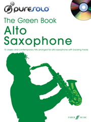 Pure Solo: The Green Book Alto Saxophone