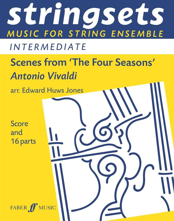 Scenes From The Four Seasons. Stringsets (Les quatre saisons)
