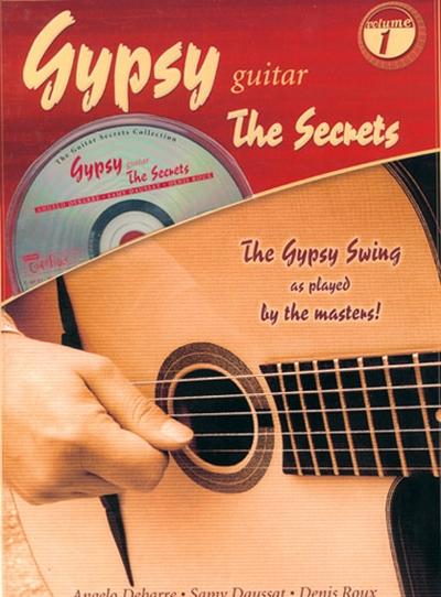 Gypsy Guitar : The Secrets Vol.1