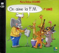 On Aime La F.M. Vol.1