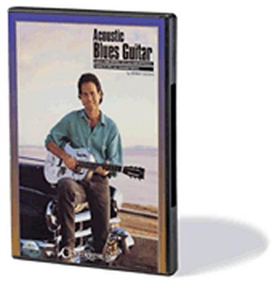 Dvd Sultan Kenny Acoustic Blues Guitar