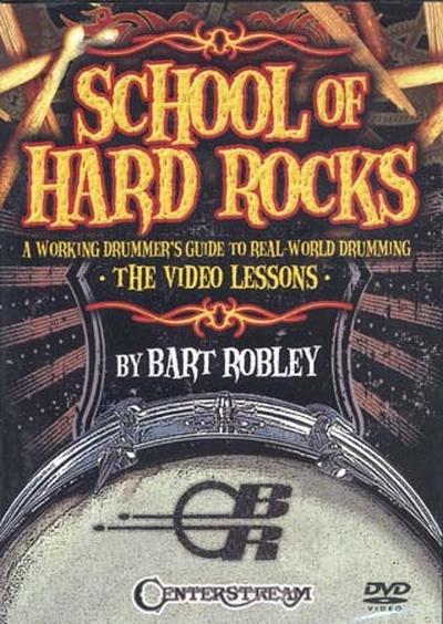 Dvd School Of Hard Rocks B. Robley
