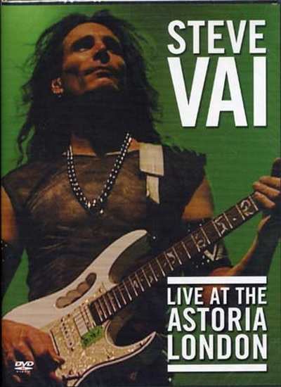 Dvd Vai Steve Live At The Astoria London