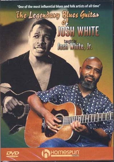 Dvd Legendary Blues Guitar Of Josh White