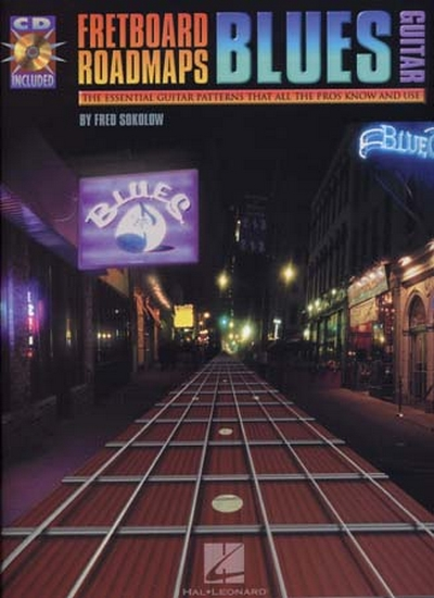 Fretboard Roadmaps Blues