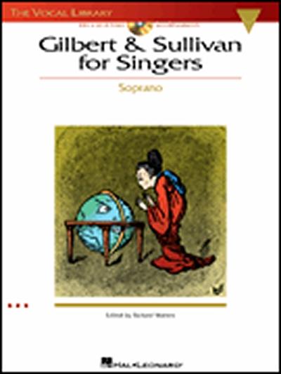 Sullivan And Gilbert For Singers Soprano Cd
