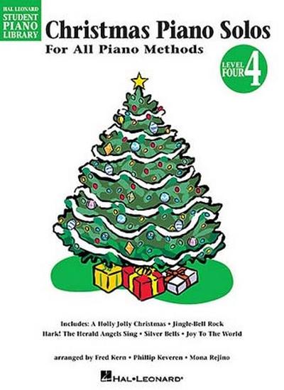 Christmas Piano Solos - Level 4