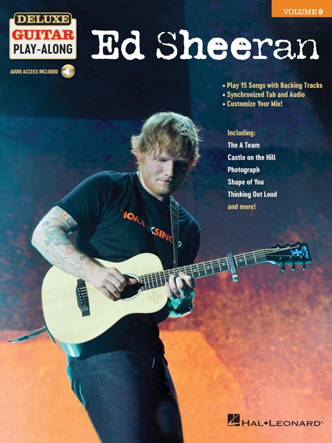 Deluxe Guitar Play Along Vol.9