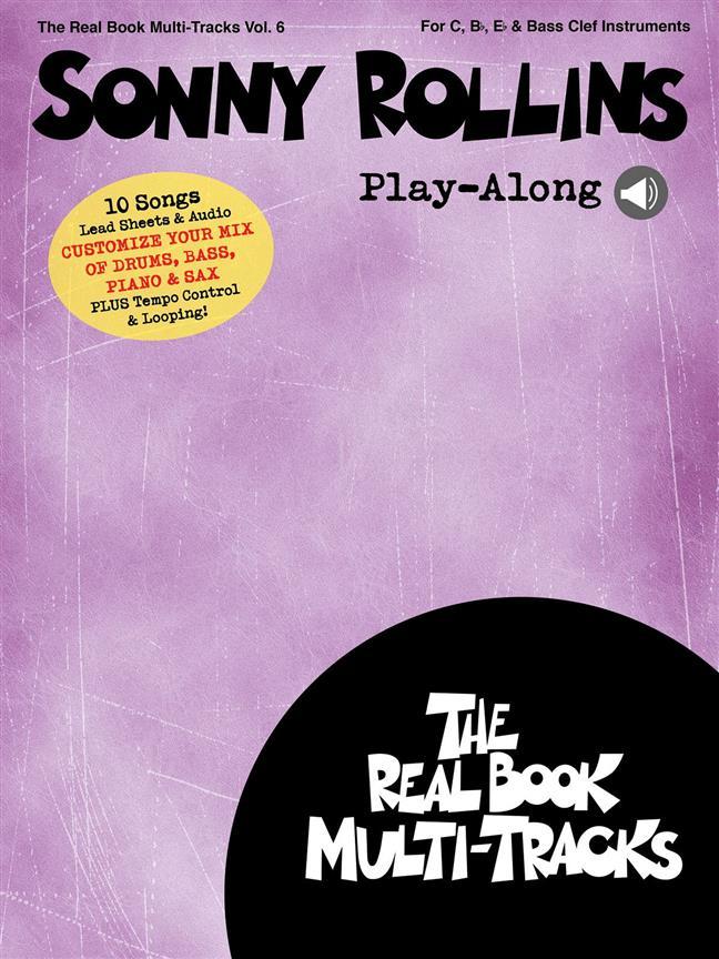 Play Along - Real Book Multi-Tracks Vol.6