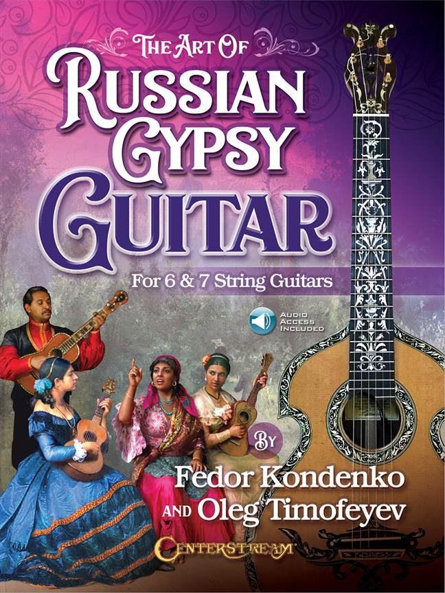 The Art Of Russian Gypsy