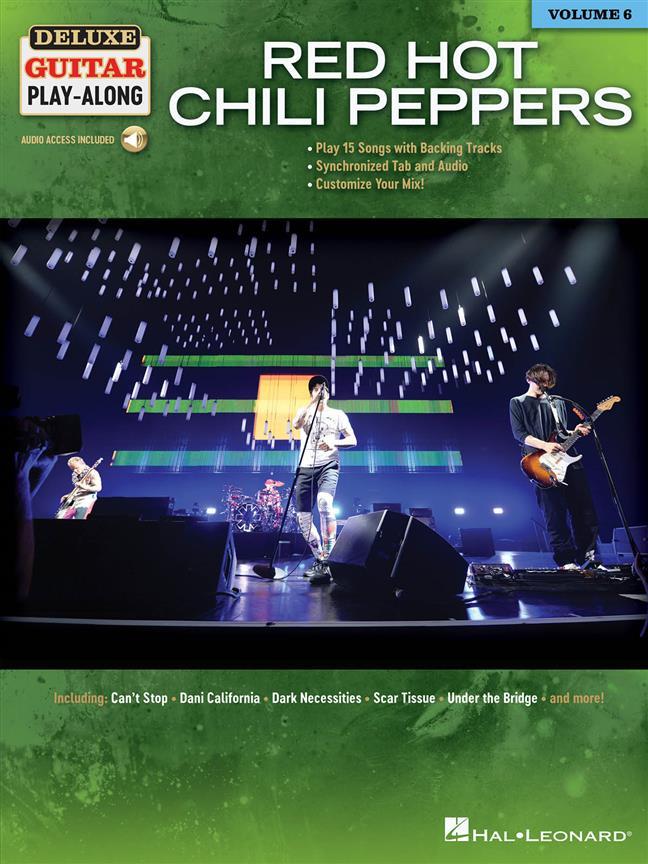 Deluxe Guitar Play Along Vol.6