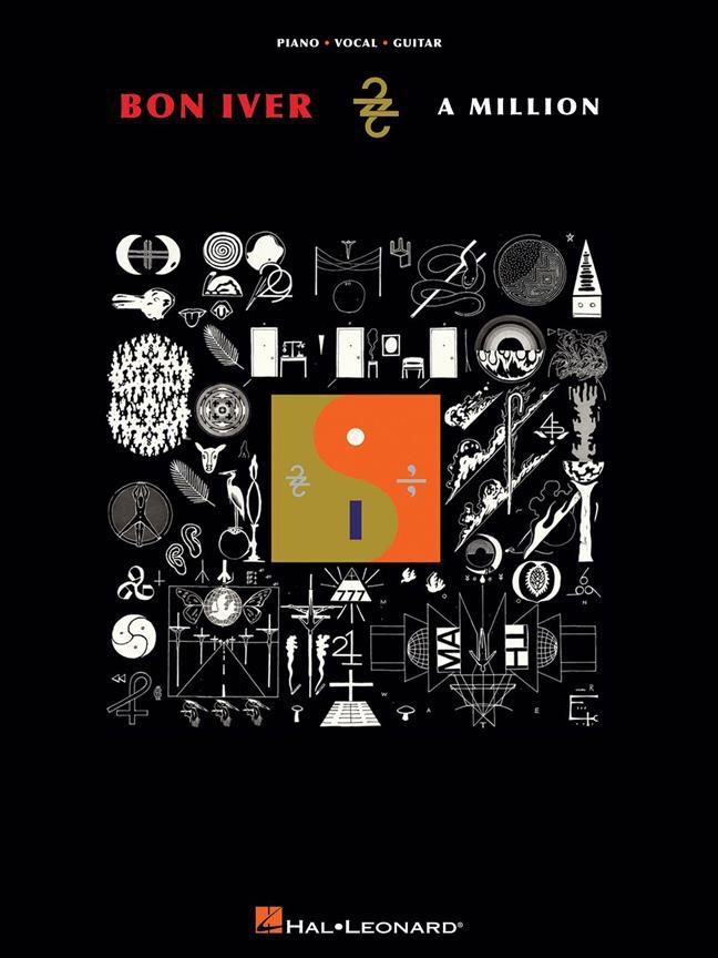 Bon Iver : Livres de partitions de musique