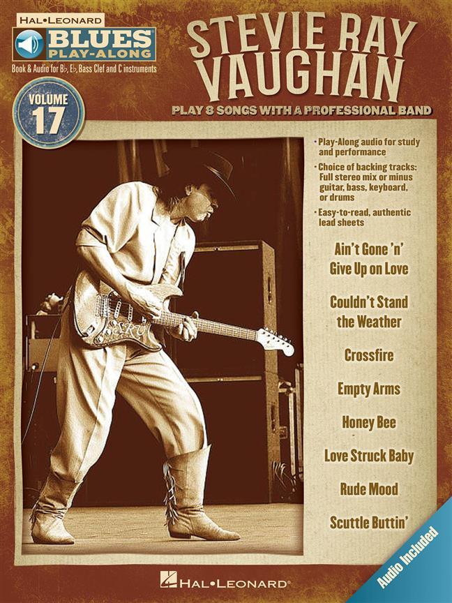 Blues Play Along Vol.17