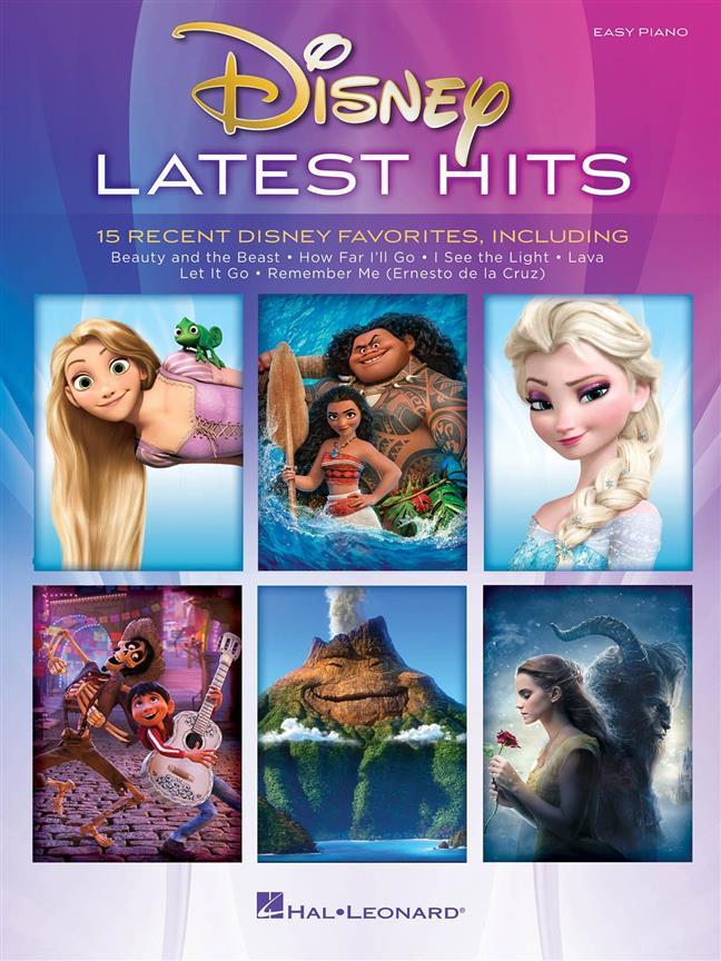 Disney Latest Hits Easy