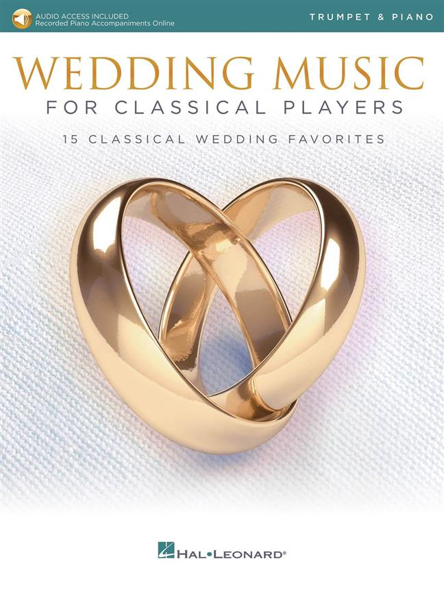 Wedding Music For Classical Players - Trumpet