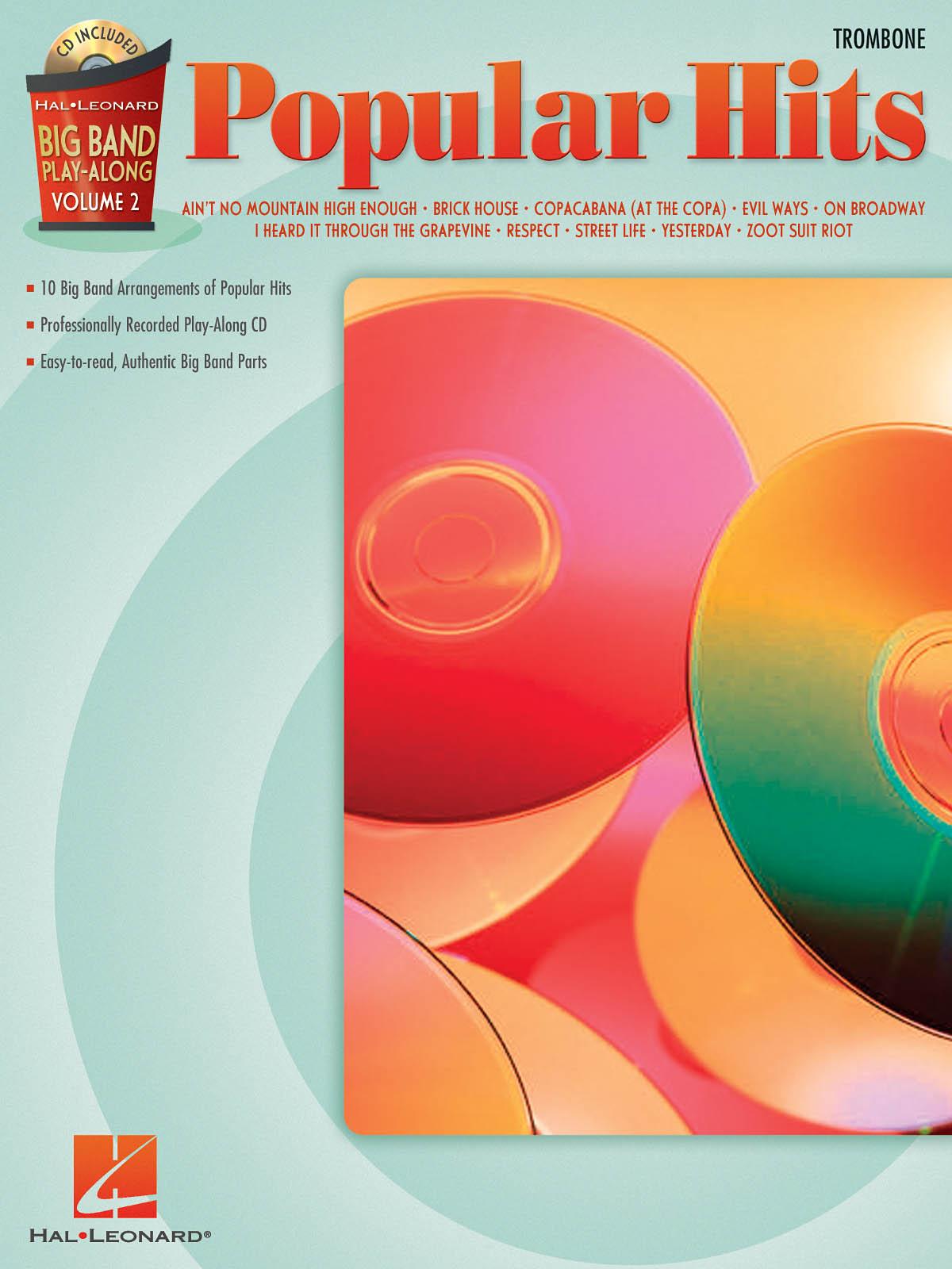 Popular Hits - Big Band Play Along Vol.2
