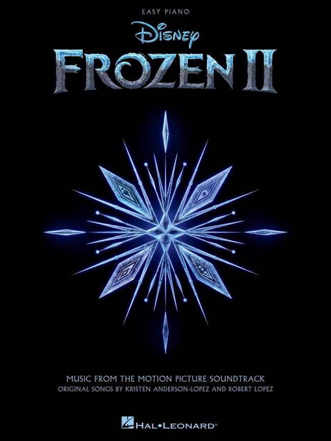 Frozen II - Easy Piano (La reine des neiges 2)