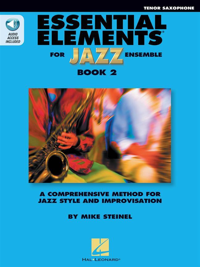 Essential Elements For Jazz Ensemble Book 2