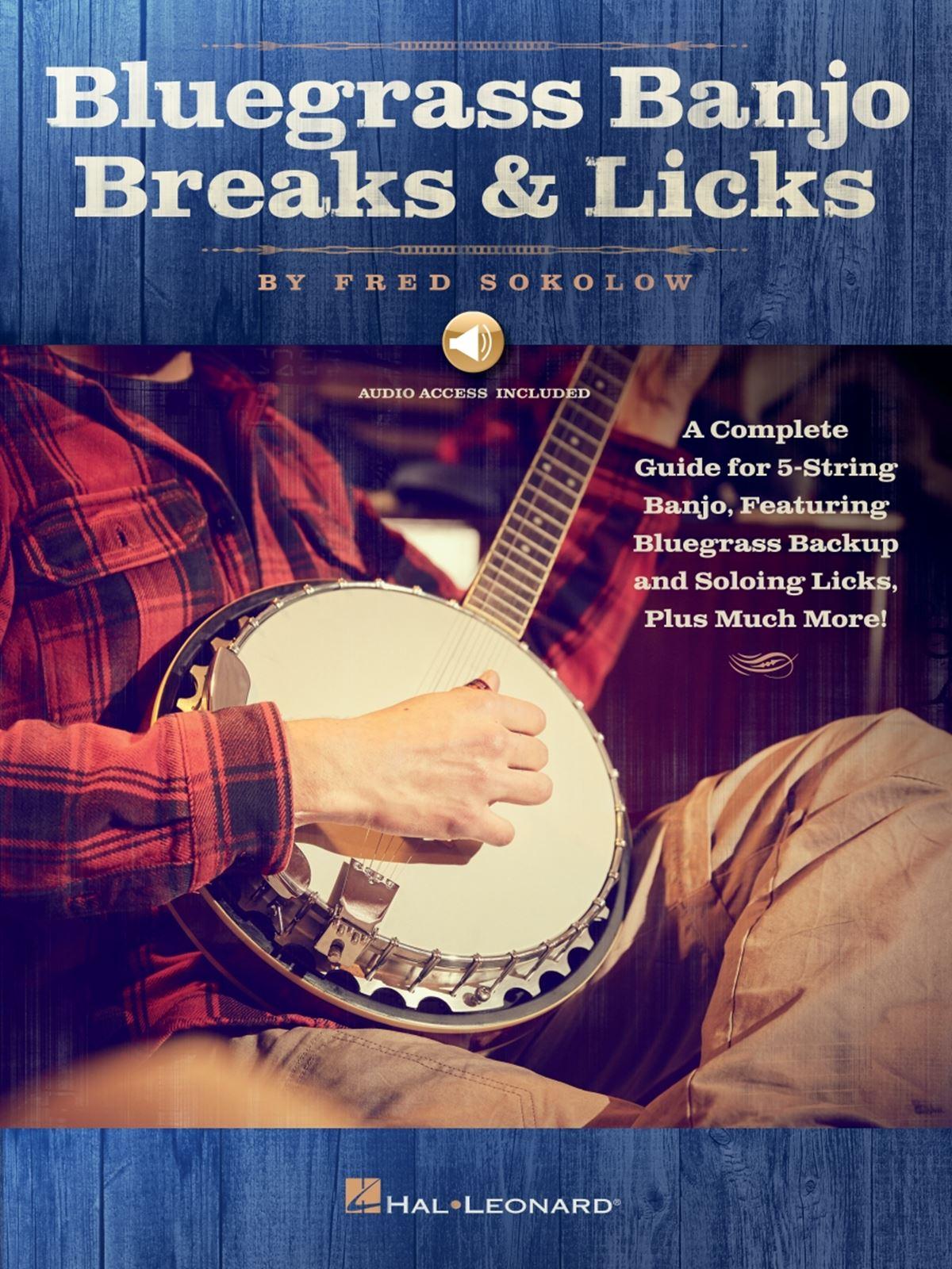 Bluegrass Banjo Breaks and Licks