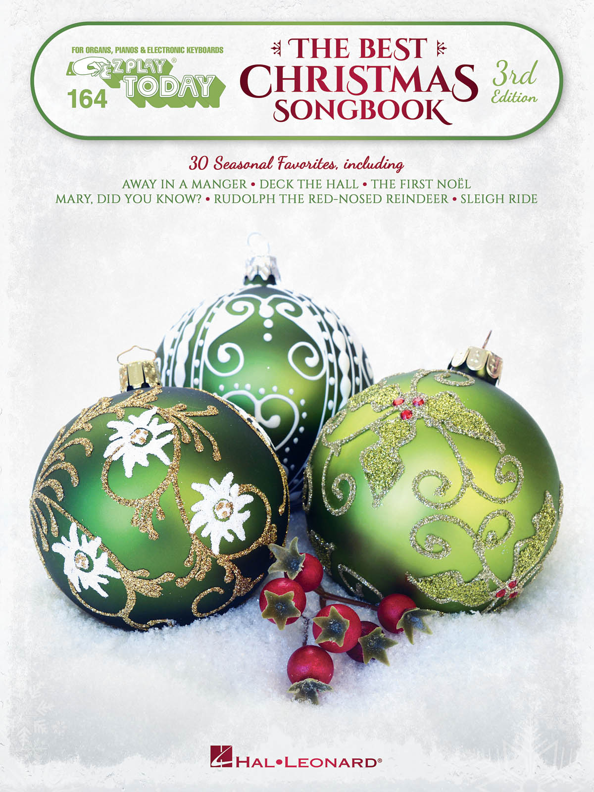 The Best Christmas Songbook - 3Rd Edition