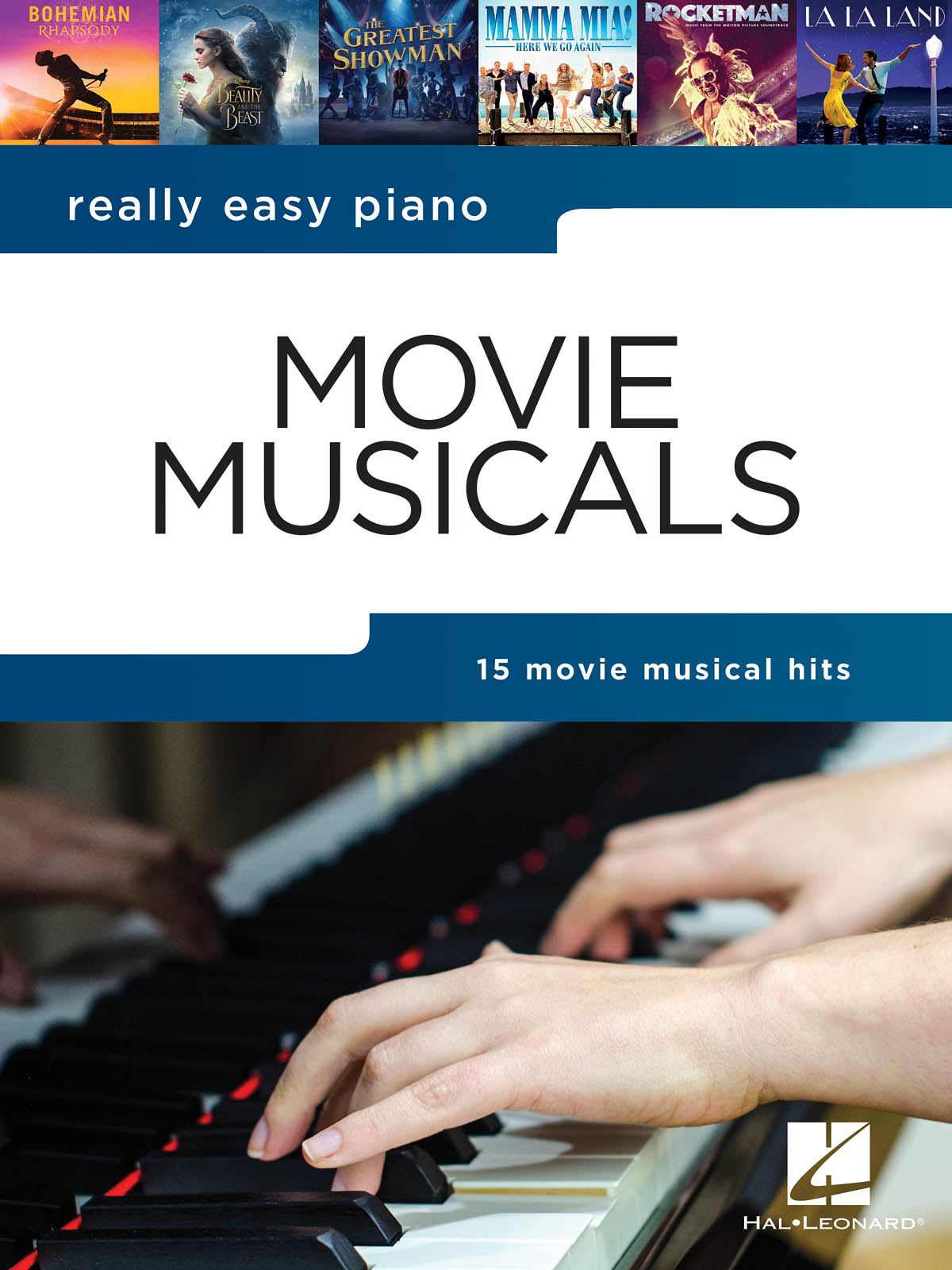 Really Easy Piano: Movie Musicals
