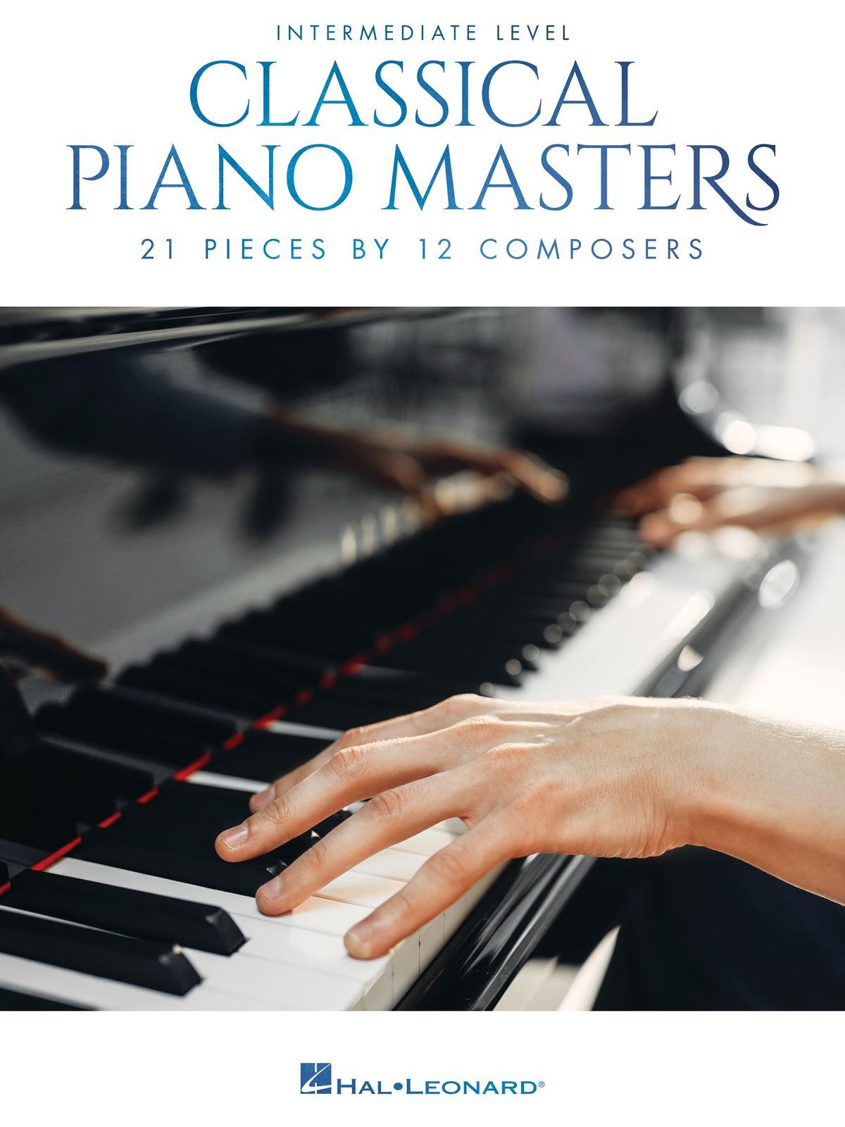 Classical Piano Masters: Intermediate