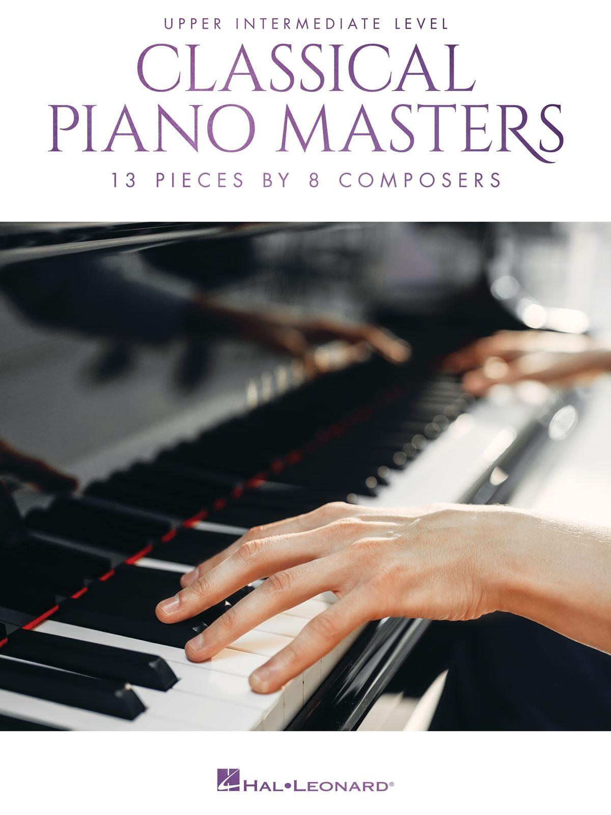 Classical Piano Masters: Upper Intermediate