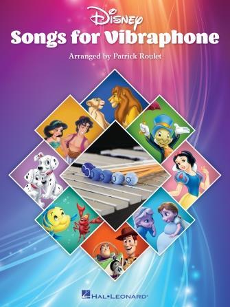 Disney Songs for Vibraphone