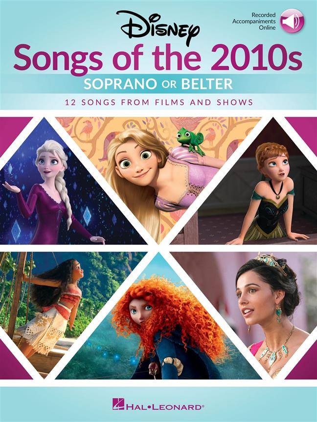 Disney Songs of the 2010s: Soprano or Belter