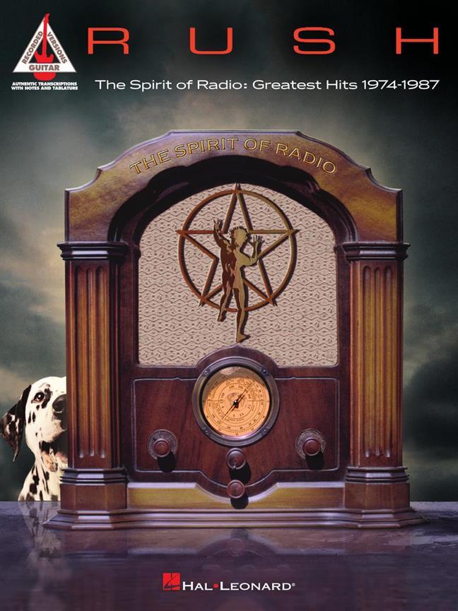 The Spirit of Radio: Greatest Hits 1974-1987