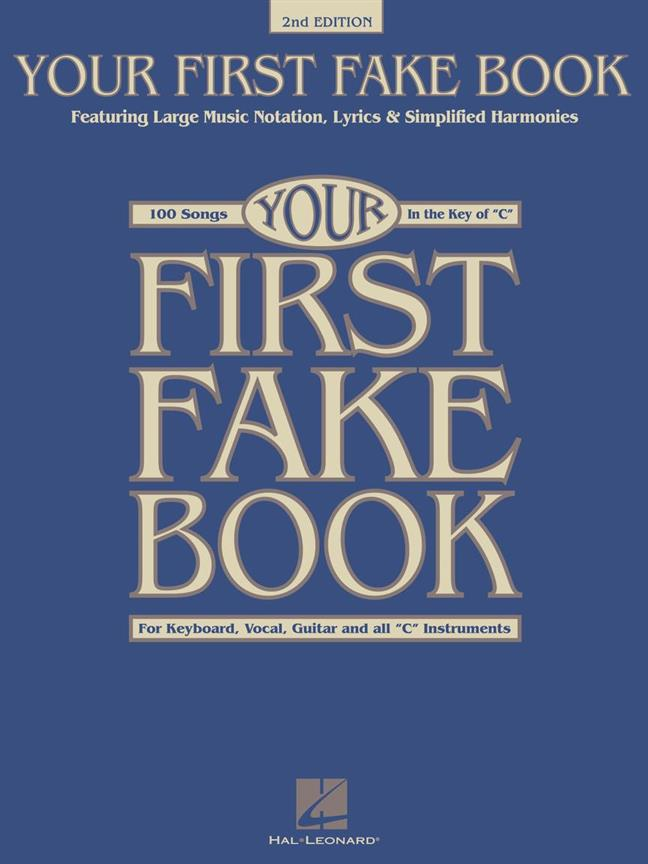Your First Fake Book - 2nd Edition