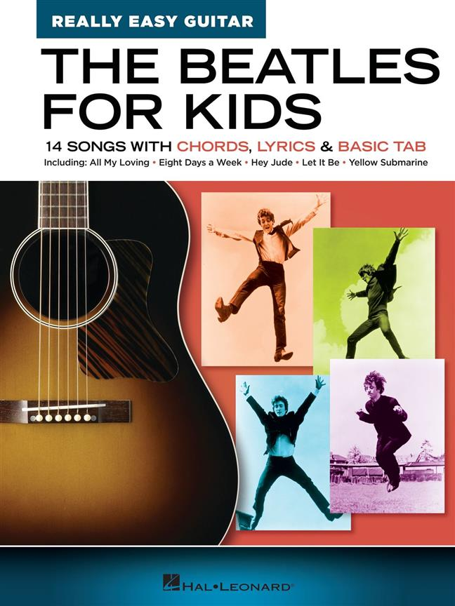 The Beatles for Kids - Really Easy Guitar Series