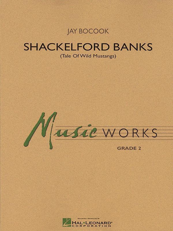 Shackelford Banks [Tale of Wild Mustangs]